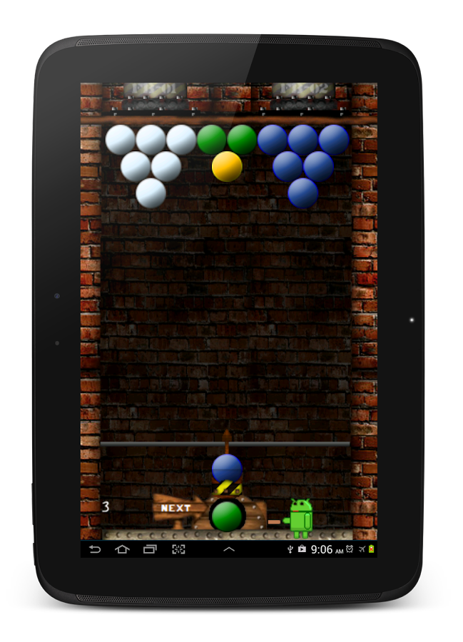 apk share: Android Games BUSTING BALLS Download