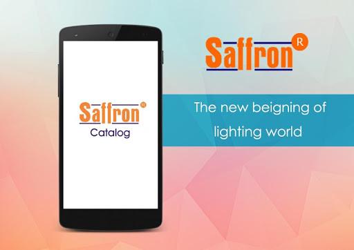 Saffron Product Catalog