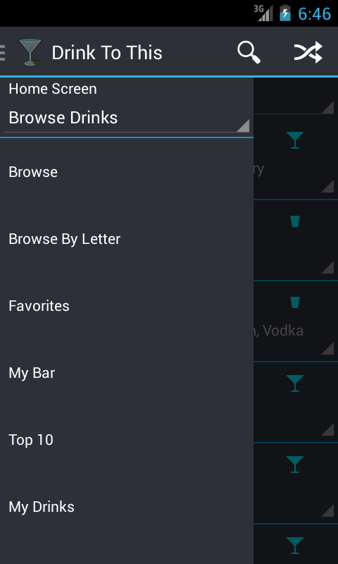 Drink To This Drink Recipes- screenshot