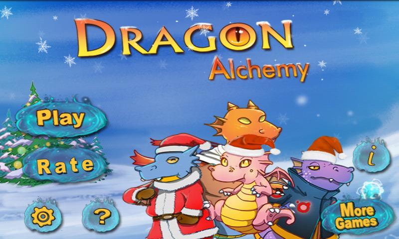 Dragon Alchemy - screenshot