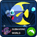 Submarine World[Dolphin Theme]
