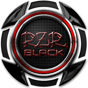 RZR BLACK Icon Pack
