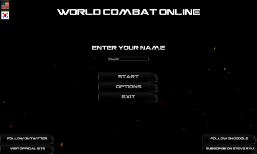 WORLD COMBAT ONLINE
