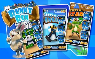 Screenshot of Bunny Run