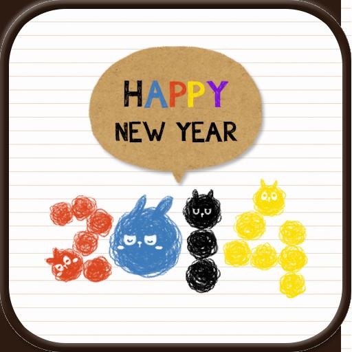 HAPPY NEW YEAR go launcher