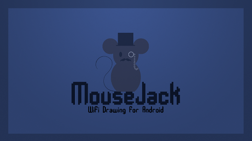 MouseJack Wifi Drawing Tablet