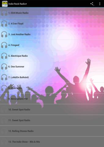 Indie Rock Radio