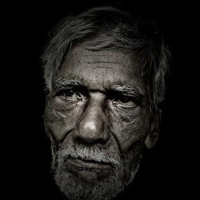 ethnic darness.... by Arnab Bhattacharyya - People Portraits of Men (  )