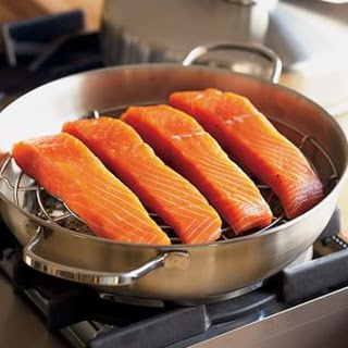 Hot-Smoked Salmon