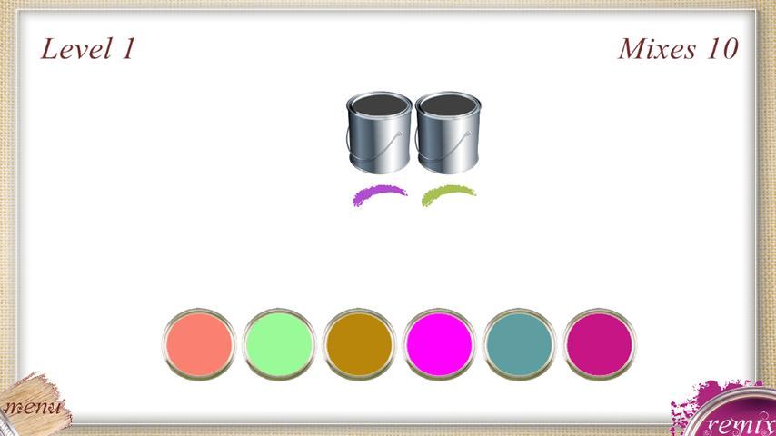 Color Confusion- screenshot
