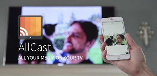 allcast connect to tv