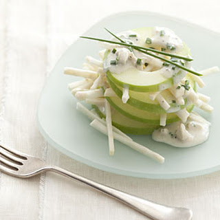 Apple-and-Celery Root Salad
