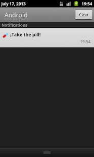 Contraceptive pill - screenshot thumbnail