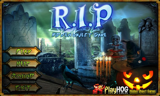 RIP - Free Hidden Object Games