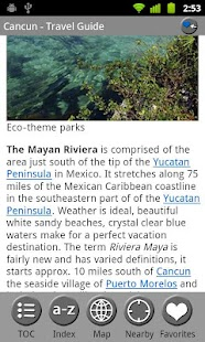 Cancun & Yucatan- Travel Guide - screenshot thumbnail