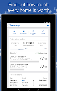 Homesnap Real Estate- screenshot thumbnail