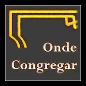 Onde Congregar - Relatório CCB