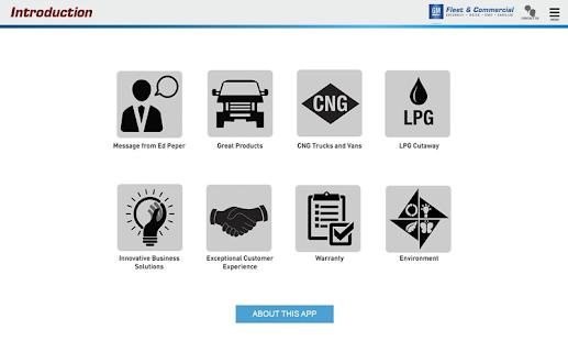 GM Fleet Guide- screenshot thumbnail
