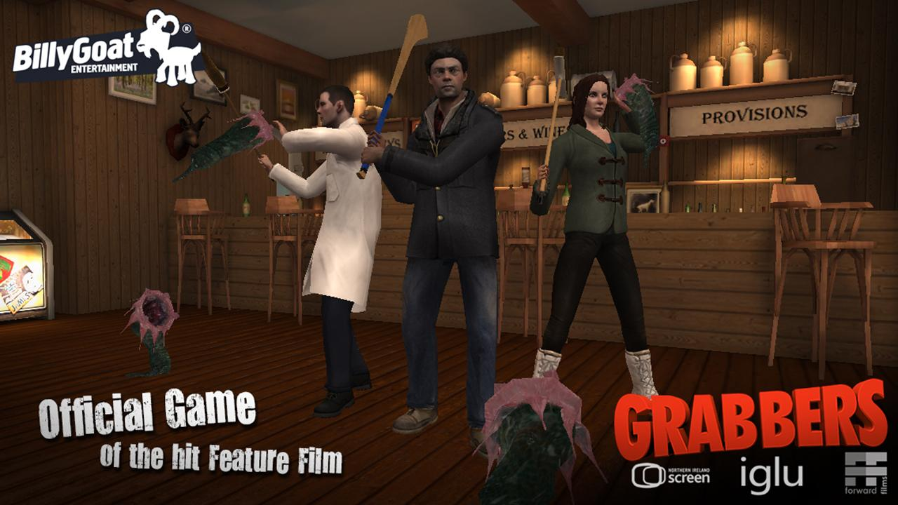 Grabbers - screenshot