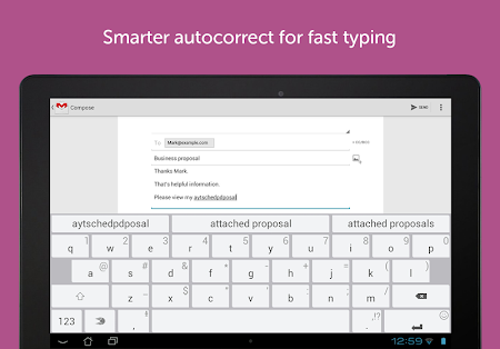 SwiftKey Keyboard + Emoji 5.3.4.67 screenshot 26304