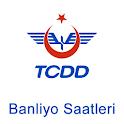 TCDD-Banliyo Saatleri logo