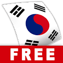 FREE Korean Audio FlashCards logo