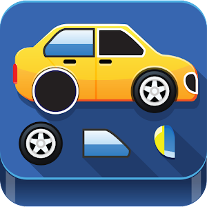 Puzzle Cars for kids for PC and MAC