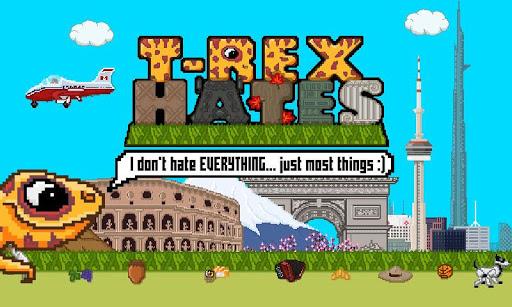 T-Rex Hates