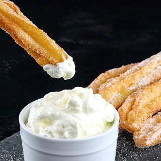 Homemade Mexican Churros + Video