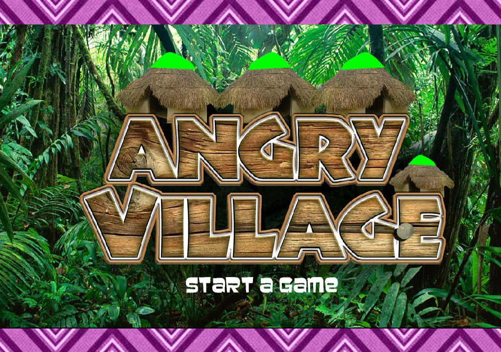 Angry Village- screenshot