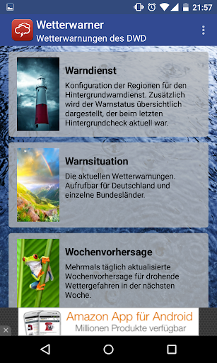 Wetterwarner