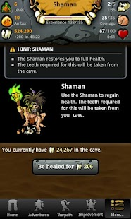 Stone Age Game - screenshot thumbnail