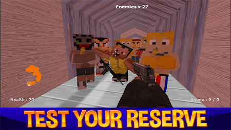 King Of Blocks Fist Tournament C-1 screenshot 55139