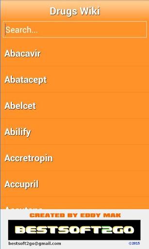Medicines Wiki Drugs Wiki