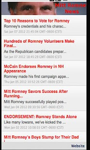 Mitt Romney. - screenshot thumbnail