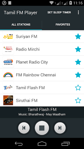 Tamil FM Player – Best Radios
