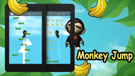 Monkey Jump- Classy