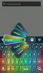 Keyboard Super Color - screenshot thumbnail