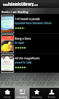 Screenshot of Shia Islamic Library