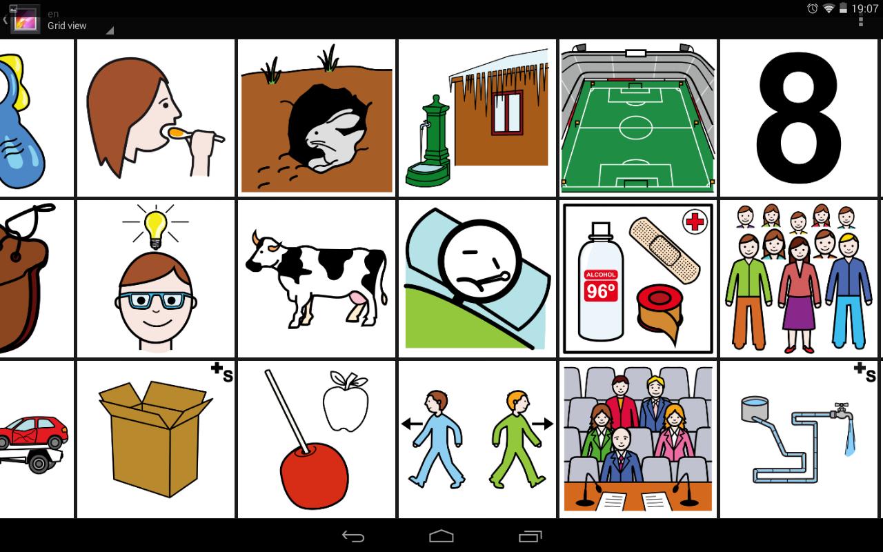 Piktosaac symbols for autism android apps on google play symbols for autism screenshot buycottarizona