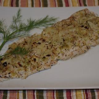 Broiled Fish Seasoning Recipes.