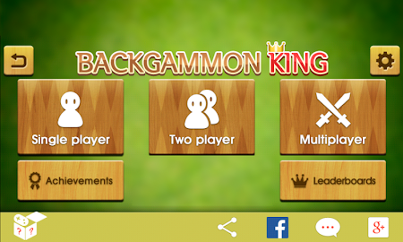 Backgammon King 14.0 screenshot 332329