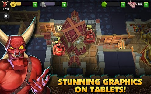 Dungeon Keeper - screenshot thumbnail