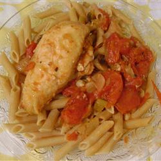 Chicken Cacciatore Delight