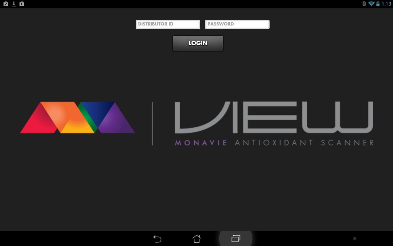 MonaVie VIEW - screenshot