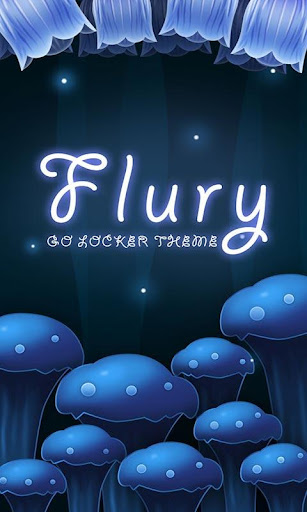 Flury Locker Theme