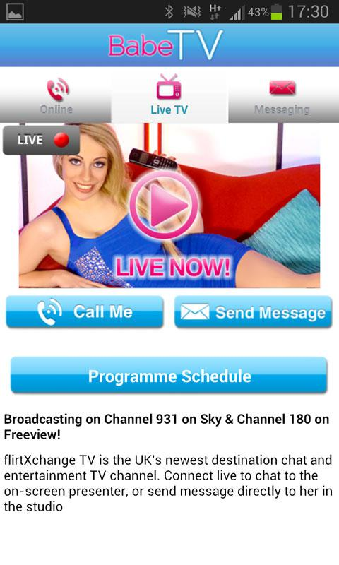 Babe TV - screenshot