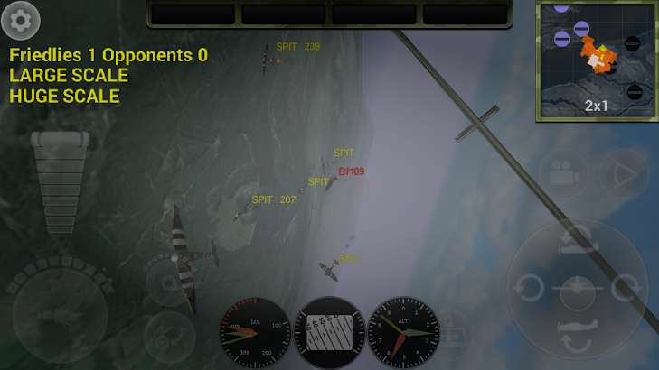 FighterWing 2 Flight Simulator- screenshot thumbnail