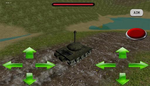 Desert Hunter : Tank Battle