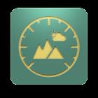 Altímetro Barómetro Tiempo icon